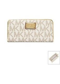 MICHAEL Michael Kors® Jet Set Travel Logo Continental Wallet