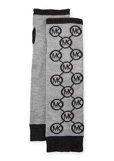 MICHAEL Michael Kors Jetset Logo-Print Arm Warmers