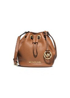 MICHAEL Michael Kors Jules Drawstring Crossbody Bag, Luggage