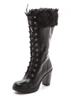 MICHAEL Michael Kors Kim Lace Up Boots