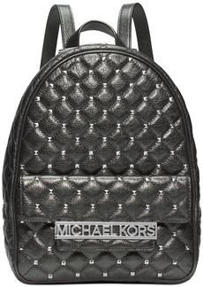 MICHAEL Michael Kors Kim Studded Medium Backpack