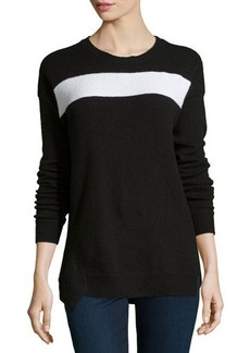 MICHAEL Michael Kors Knit Colorblock Sweater