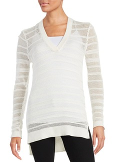MICHAEL MICHAEL KORS Knit V-Neck Sweater