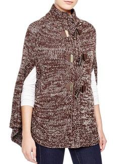 MICHAEL Michael Kors Knitted Poncho