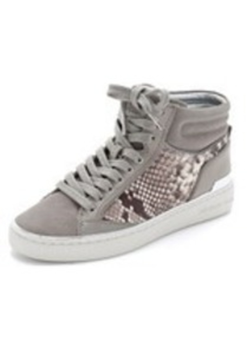 michael michael kors michael michael kors kyle high top sneakers shoes shop it to me. Black Bedroom Furniture Sets. Home Design Ideas