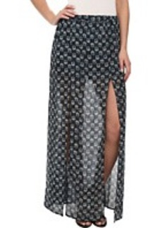 MICHAEL Michael Kors Lakheri Slit Skirt