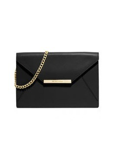 MICHAEL Michael Kors Lana Envelope Clutch Bag, Black