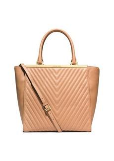 MICHAEL Michael Kors Lana Quilted Medium Tote Bag