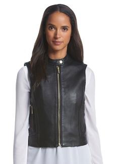 MICHAEL Michael Kors® Leather Vest