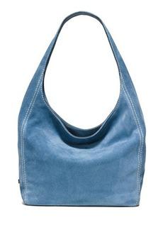 MICHAEL Michael Kors Lena Large Suede Shoulder Bag