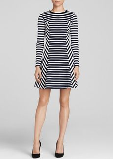 MICHAEL Michael Kors Lobamba Stripe Dress