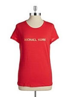 MICHAEL MICHAEL KORS Logo Tee