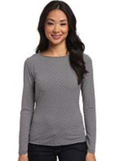 MICHAEL Michael Kors Long Sleeve Cowl Back Top
