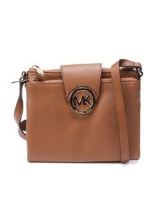 MICHAEL Michael Kors luggage leather 'Fulton' shoulder bag