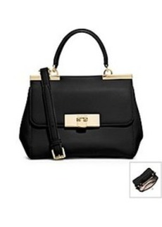 MICHAEL Michael Kors® Marlow Small Leather Satchel