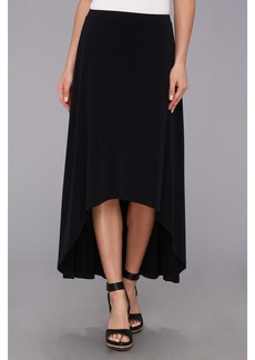 MICHAEL Michael Kors Matte Jersey High Low Hem Skirt