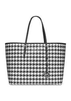 MICHAEL Michael Kors Medium Jet Set Printed Travel Tote