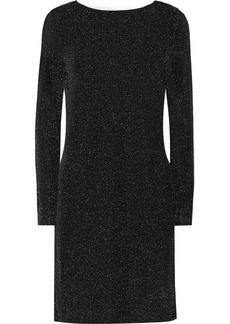 MICHAEL Michael Kors Metallic jersey mini dress