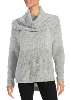 MICHAEL MICHAEL KORS Metallic Knit Sweater