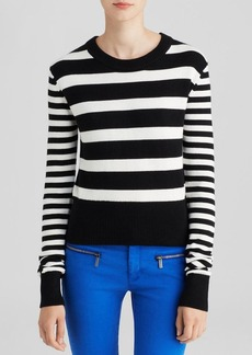 MICHAEL Michael Kors Mix Stripe Sweater