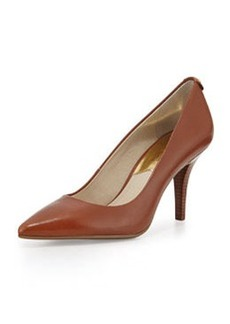 MICHAEL Michael Kors MK-Flex Mid-Heel Pump, Luggage