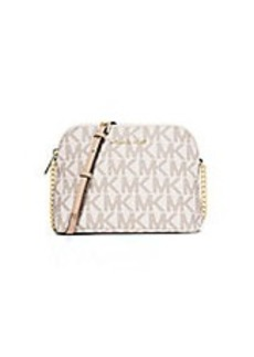 MICHAEL MICHAEL KORS Monogram Large Dome Satchel