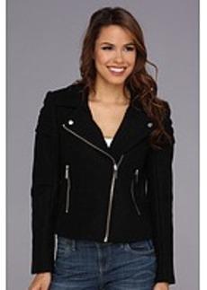 MICHAEL Michael Kors Moto Wool Jacket