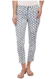 MICHAEL Michael Kors Musenyi Skinny Crop Jeans in Indigo