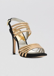 MICHAEL Michael Kors Open Toe Evening Sandals - Cameron High Heel