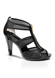MICHAEL Michael Kors Open Toe Platform Sandals - Berkley High Heel