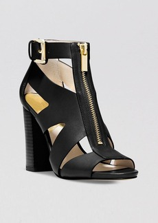 MICHAEL Michael Kors Open Toe Sandals - Anya High Heel