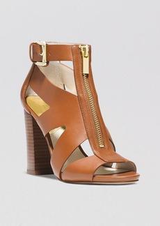 MICHAEL Michael Kors Open Toe Sandals - Anya High Heel