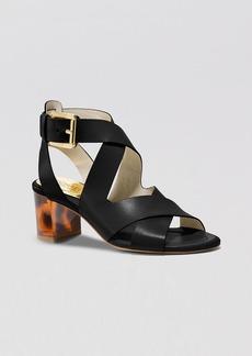 MICHAEL Michael Kors Open Toe Sandals - Maribella