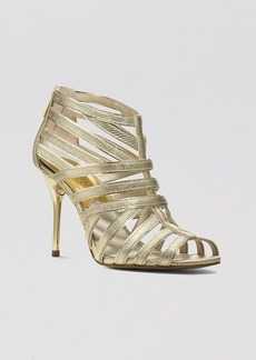MICHAEL Michael Kors Open Toe Sandals - Tatianna High Heel