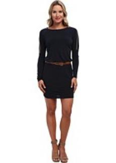 MICHAEL Michael Kors Overarm Zip Dress