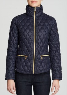 MICHAEL Michael Kors Packable Down Jacket