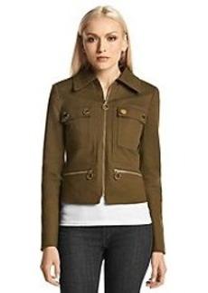 MICHAEL Michael Kors® Panelled Mod Jacket