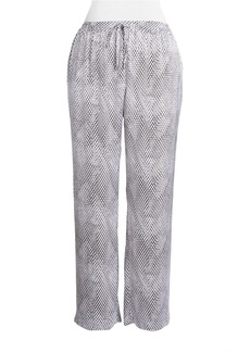 MICHAEL MICHAEL KORS Patterned Crepe Pants