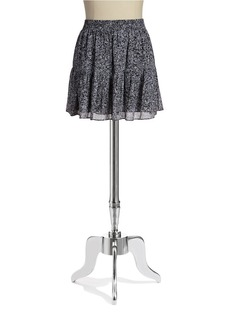 MICHAEL MICHAEL KORS Patterned Flounce Skirt