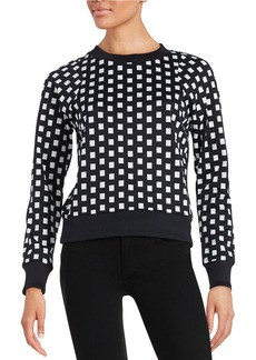 MICHAEL MICHAEL KORS Patterned Sweatshirt