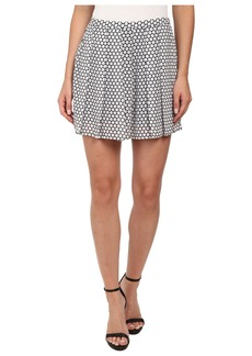 MICHAEL Michael Kors Perrin Pleat Skort
