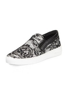MICHAEL Michael Kors Philippa Lace Slip-On Skate Shoe