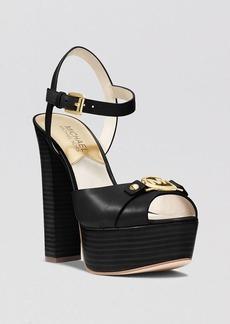 MICHAEL Michael Kors Platform Sandals - Racquel