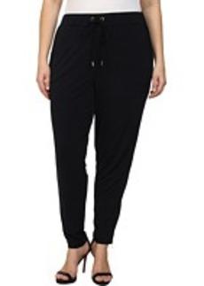 MICHAEL Michael Kors Plus Size Side Zip Pants