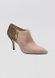 MICHAEL Michael Kors Pointed Toe Booties - Clara