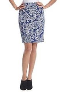 MICHAEL Michael Kors® Printed Pencil Skirt