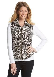 MICHAEL Michael Kors® Printed Puffer Vest