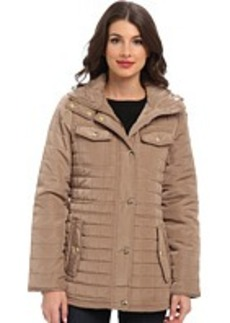 MICHAEL Michael Kors Quilted Anorak