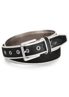 MICHAEL Michael Kors Quilted Colorblock Belt