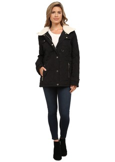 MICHAEL Michael Kors Quilted w/ Sherpa